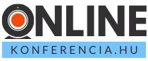 Webkonferencia, webinárium szervezés